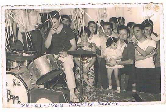 Imperio - 28-01 1963 a caminho da Diamang