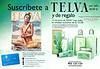 L'OCCITANE Frisson de Verveine 2014 Spain spread (promo subscription Telva)