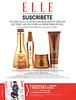 L'ORÉAL Mythic Oil 2017 Spain (promo Elle) 'De regalo, la línea de belleza capilar Mythic Oil'
