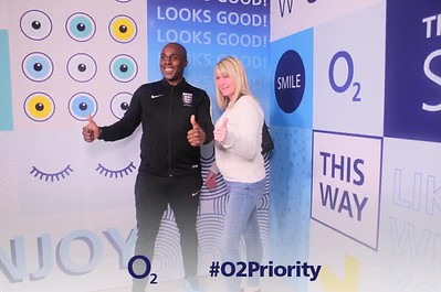 O2 Priority, Oct 2018