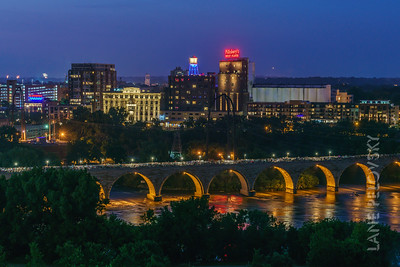 July 4th 2018 - Stone Arch Bridge