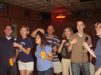 OACAC Karaoke Party 2007