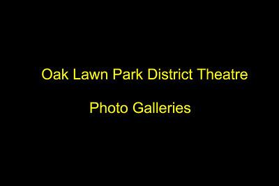 OAK LAWN  PARK DISTRICT THEATRE