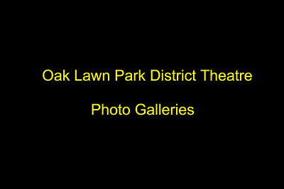 OAK LAWN  PARK DISTRICT THEATRE