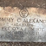 ALEXANDER, TOMMY C