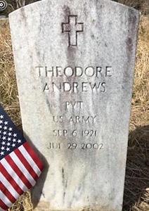 ANDREWS, THEODORE