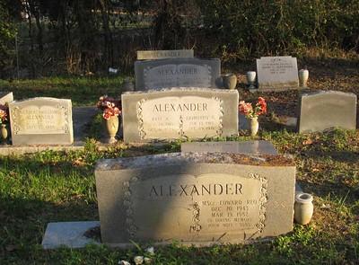 Alexander, Edward Reo