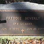 BEVERLY, FREDDIE
