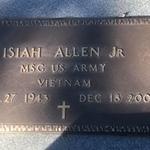ALLEN, ISIAH JR