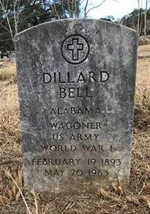 BELL, DILLARD