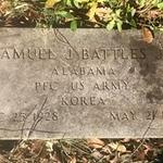 BATTLES, SAMUEL J