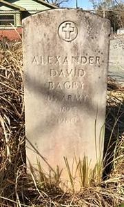 BAGBY, ALEXANDER DAVID