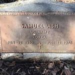ASH, SAMUEL