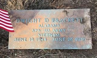 BRACKETT, DWIGHT D