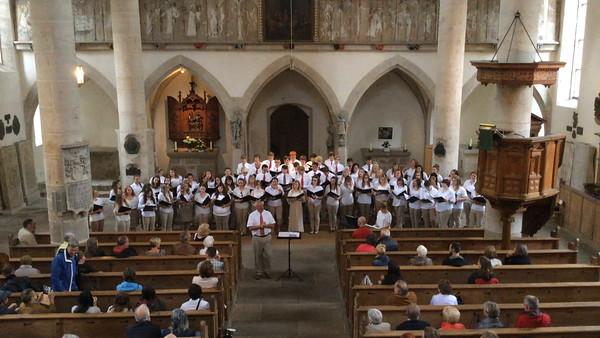 Rothenburg, Germany (Chorus)