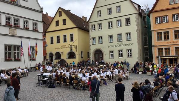 Rothenburg, Germany (band)