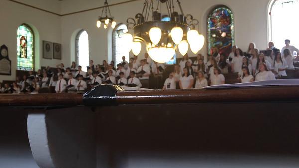 Wesley Chapel, London, England (Choir)
