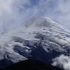 hiking Osorno Volcano