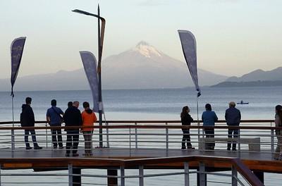 Harbor, Puerto varas, Patagonia