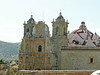 Not sure which church this is, in Oaxaca City.