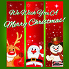 cosa-bella-5x5-we wish you a merry christmas
