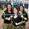 OBK Bee Volunteers at Prince Of Wales Hospital. Pic Noel Kessel. (from left) Lisa Stein, Emily Koltai, Vanessa Koltai. Pic Noel Kessel.
