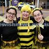 OBK Bee Volunteers at Prince Of Wales Hospital. (from left) Chana, Laya, Shaina Slavin.Pic Noel Kessel.
