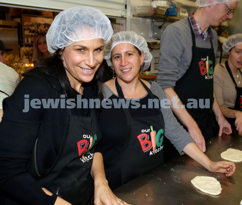OBK Karma Cookup. Marla Bozic & Sharon Berger.