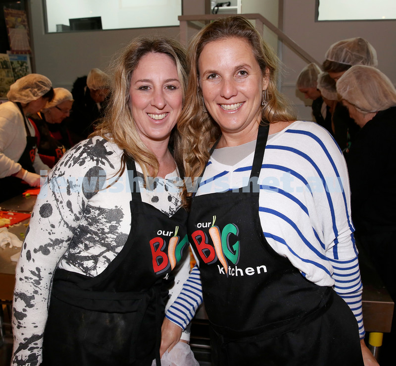 OBK Karma Cookup. Yael Barkhan & Candice Kopping.