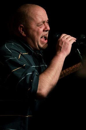 Scott Ramminger & The Crawstickers