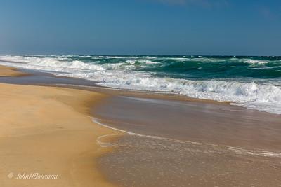 Atlantic Ocean - behind Surf Side Hotel, Nags Head