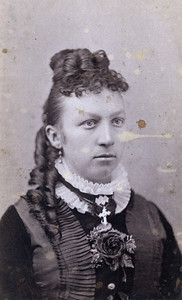 Mary O'Brien (Wedding Feb 12, 1879)