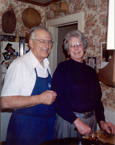 (Mom and Dad) Therese B. & James F. O'Brien Jr.