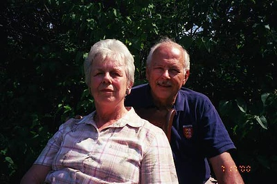 (Mom & Dad) Mr and Mrs. James F. O'Brien Jr.