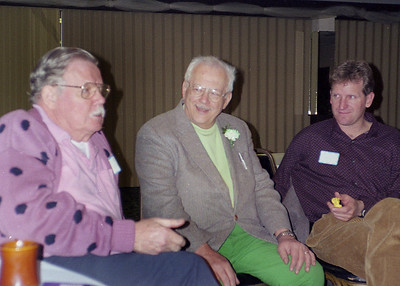 Stan Carlson, James F. O'Brien Jr. and Tom Johnson