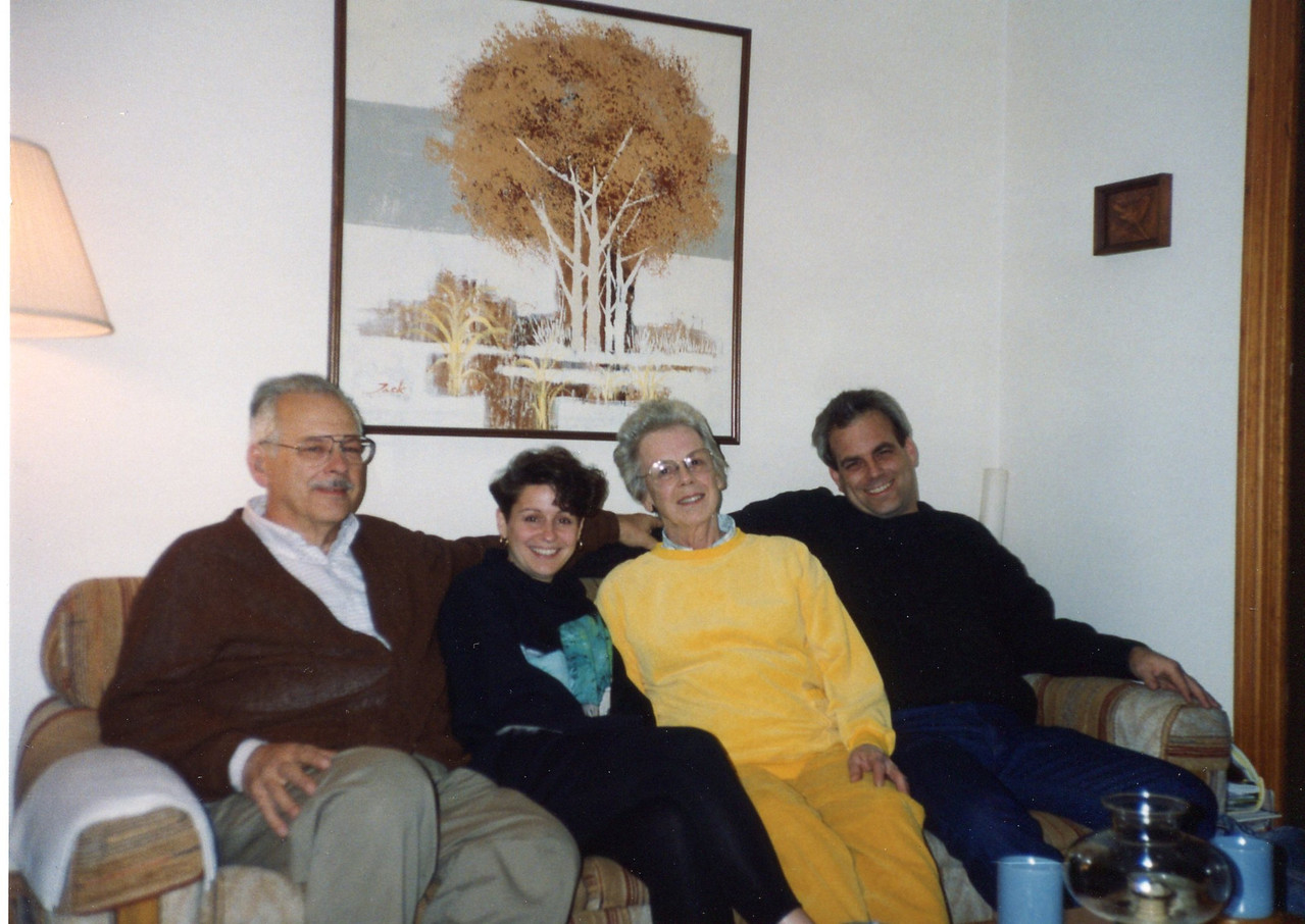 James F. O'Brien Jr., Cheryl (Pintar) O'Brien, Therese B. and James F. O'Brien III