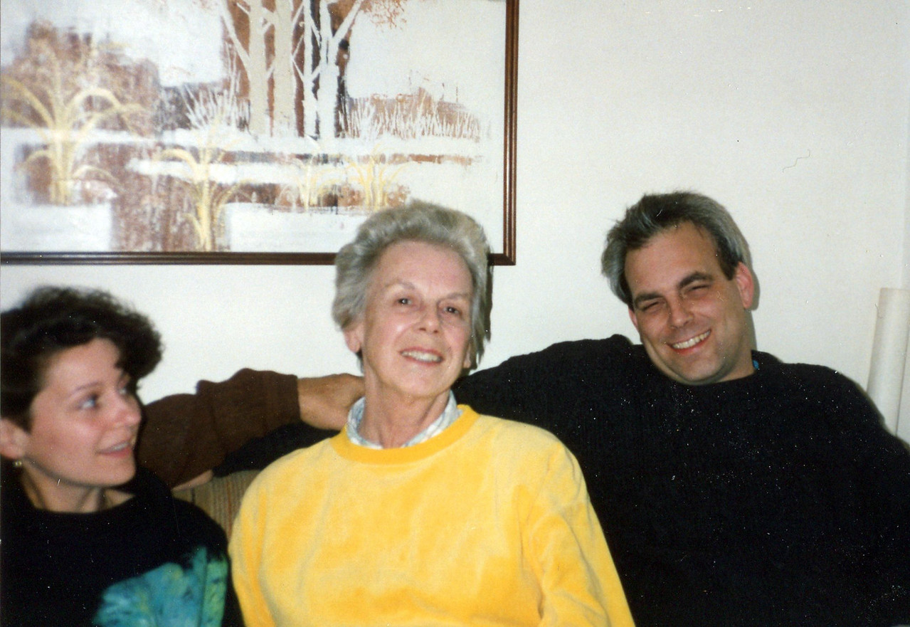 Cheryl O'Brie, (Mother) Therese B. O'Brien and James F. O'Brien III