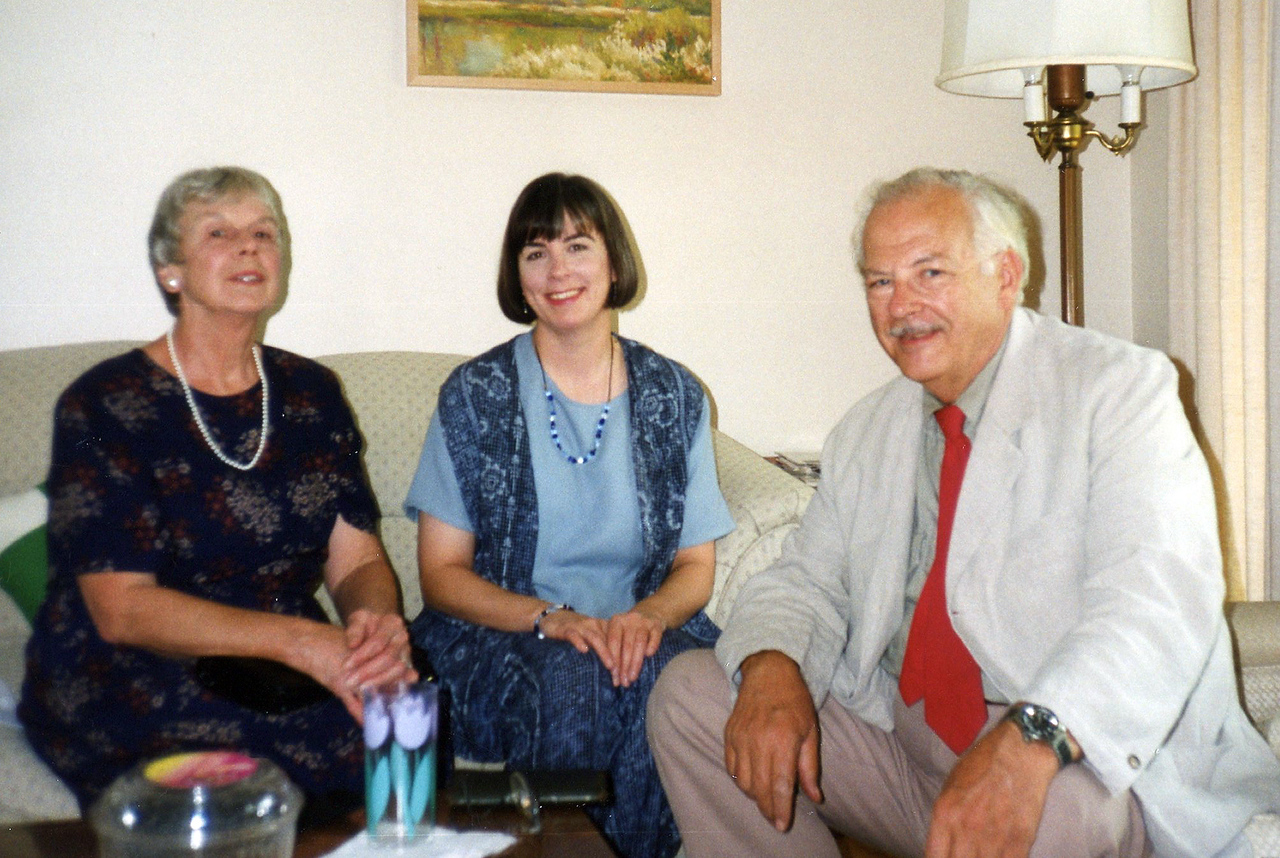 (Mother) Therese B. O'Brien, Beth & (Father) James F. O'Brien Jr.