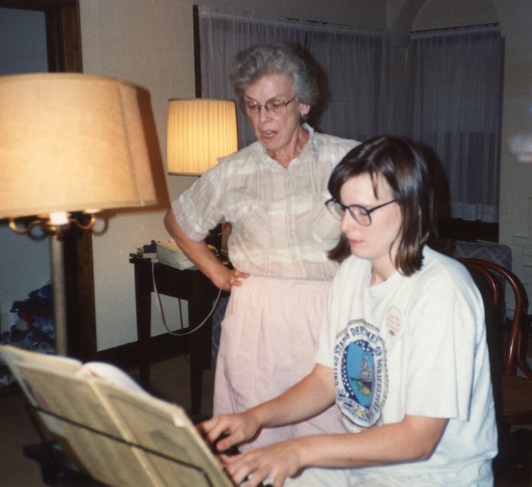 (Mother) Therese B. O'Brien & Eileen