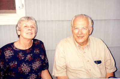 (Mother) Therese B. and (Father) James F. O'Brien Jr