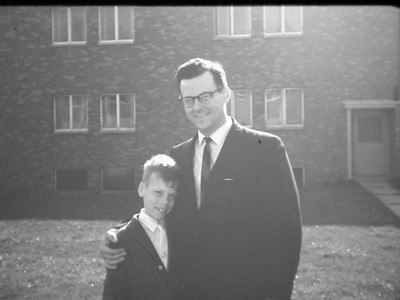 Greg & (father) James F. O'Brien Jr.