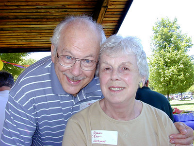 Mr. and Mrs. James F. O'Brien Jr. 50th Wedding Anniversary