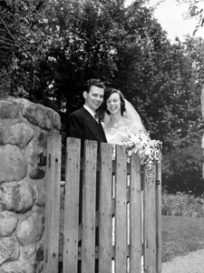 Mr. and Mrs. James F. O'Brien Jr.  June 16, 1951
