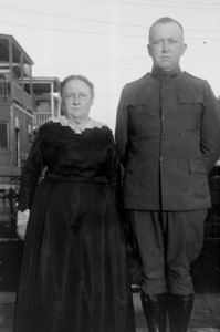 Grandmother O'Brien and William A. O'Brien, Sr.