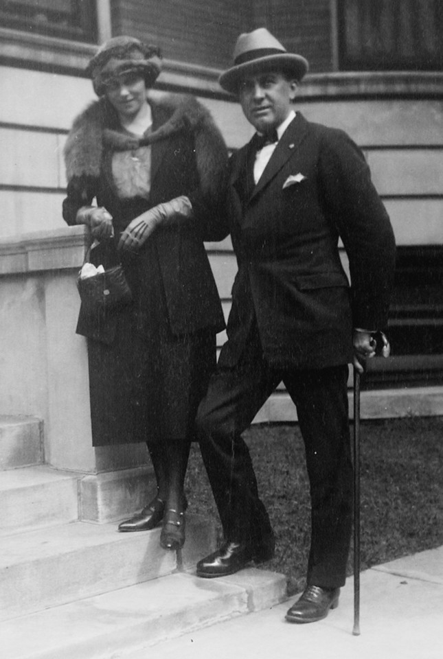 Mary Hosted O'Brien and James F. O'Brien, Sr.