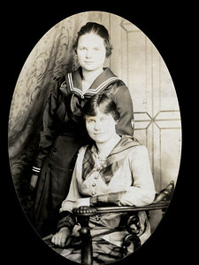 Jane Fisher & Mary O'Brien
