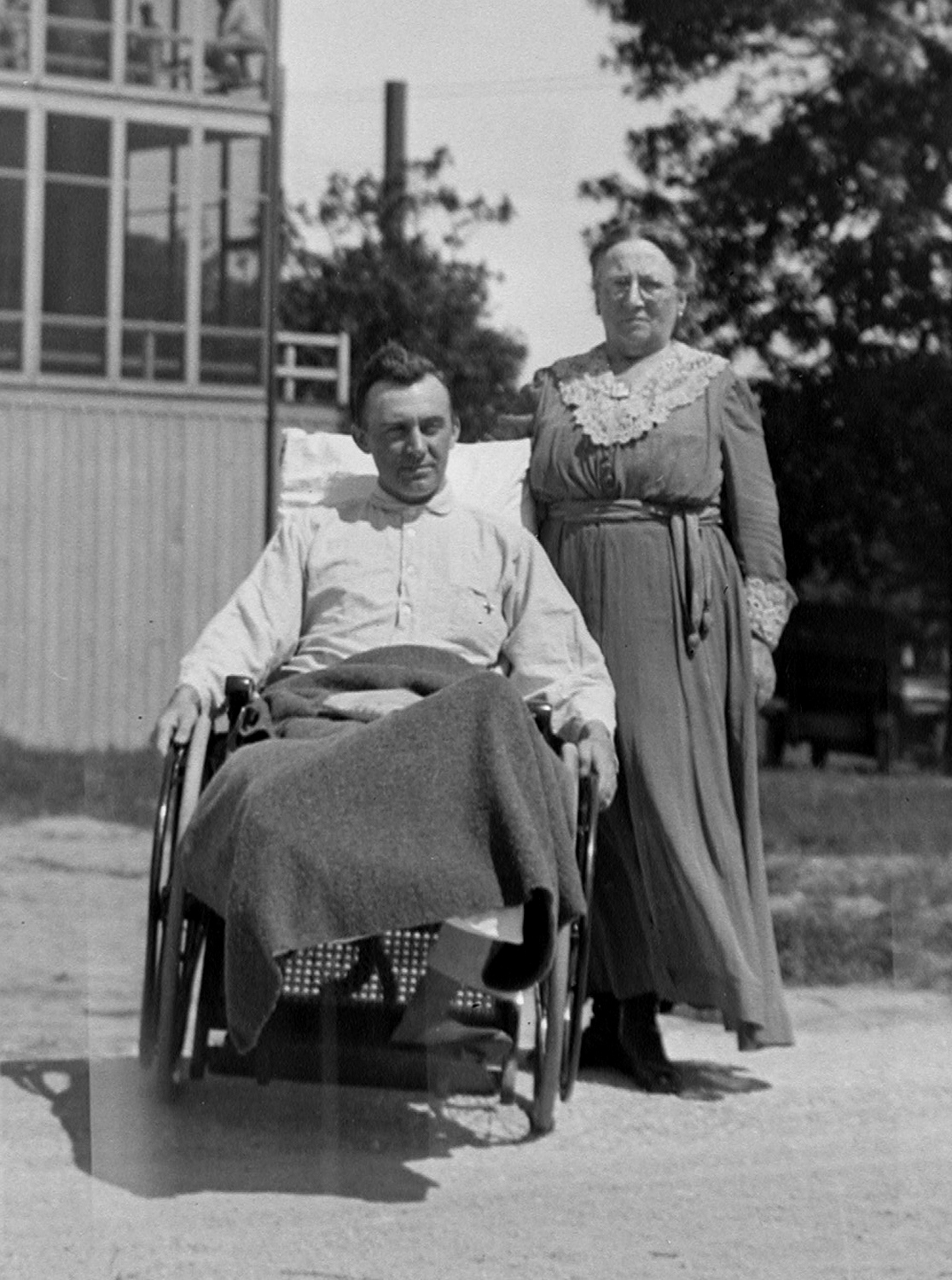 Mary F. and James O'Brien Sr.