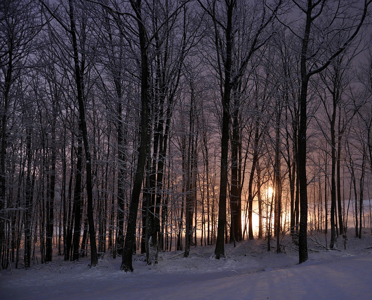 Upper Peninsula Winter Scenes