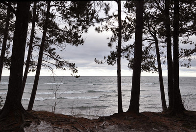 Lake Superior Dec 5, 2011