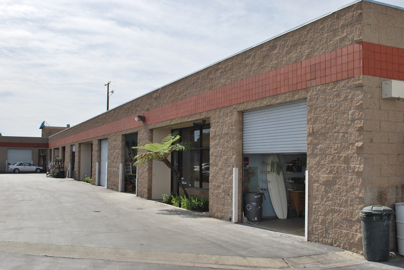 Surf City Industrial Space for Lease<br /> Warehouse units in Huntington Beach